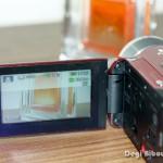 Canon iVIS HF M31:互換バッテリーと液晶保護フィルムを購入